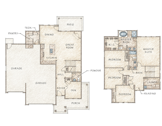Stanley rockbridge for Stanley home designs